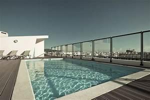 regles pour installer une piscine sur un toit terrasse With faire une terrasse sur un toit