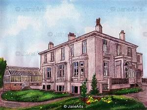 Carleton House Prep School Liverpool Limited Edition Print