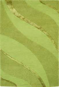 Anthians collection modern textured designed rugs rug for Modern carpet green texture