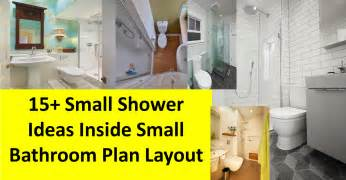 shower ideas for small bathroom 15 small shower ideas inside small bathroom plan layout home improvement inspiration