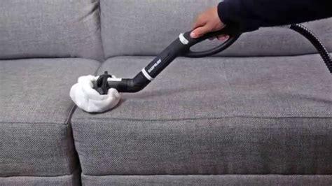 nettoyeur vapeur canape comment nettoyer un canapé en tissu avec un nettoyeur