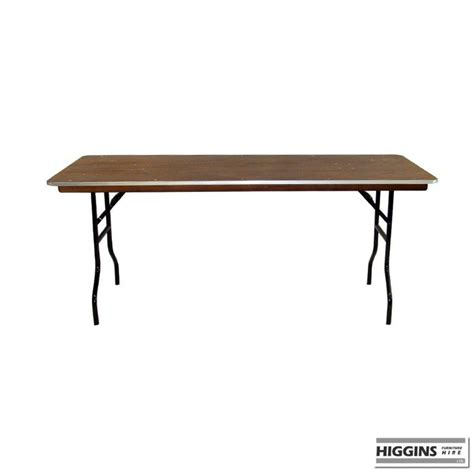 6 foot table in inches conference trestle table 6 foot x 18 inch higgins ie