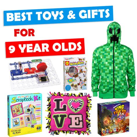 28 best best christmas gifts for a 9 year boy best