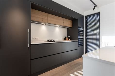 Mat Zwarte Keuken by 104 Best Moderne Keukens Images On Showroom