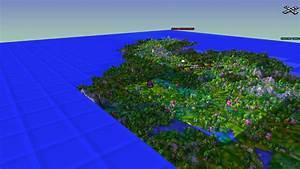 Cube World Where Minecraft Meets Warcraft Polygon