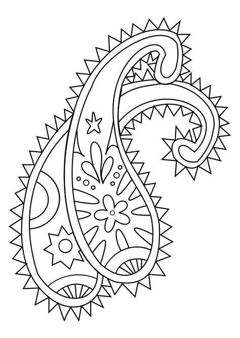 malvorlage ornament ausmalbild