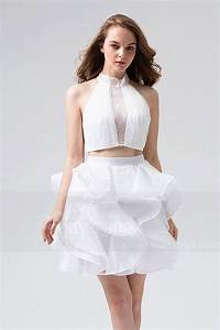 Robe Mariage Dentelle : robes de cocktail blanche ~ Mglfilm.com Idées de Décoration