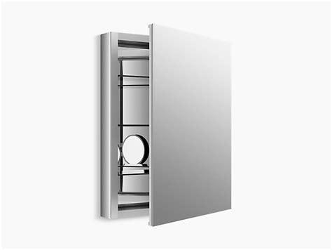 k 99007 verdera medicine cabinet with magnifying mirror