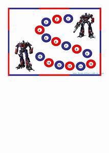 Transformers Reward Chart For Kids Printable Pdf Download