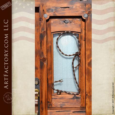 western style cowboy theme door hj nick original