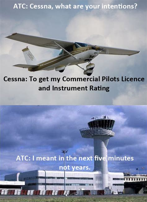 Atc Memes - wishful thinking aviation humor