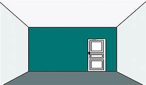 Comment Agrandir Une Piece Rectangulaire : conseils peinture pour agrandir une pi ce clair ou fonc jouer sur les volumes ~ Melissatoandfro.com Idées de Décoration