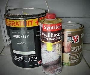 Peinture Effet Bois Flotté : diy consoles gigognes en palette titouch tout ~ Dailycaller-alerts.com Idées de Décoration