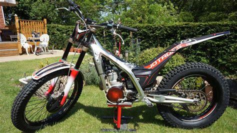 Jotagas 250cc 2013 Trials Motorcycle