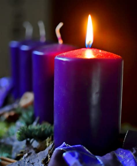 gedanken zum advent die vier kerzen laurentinewsde