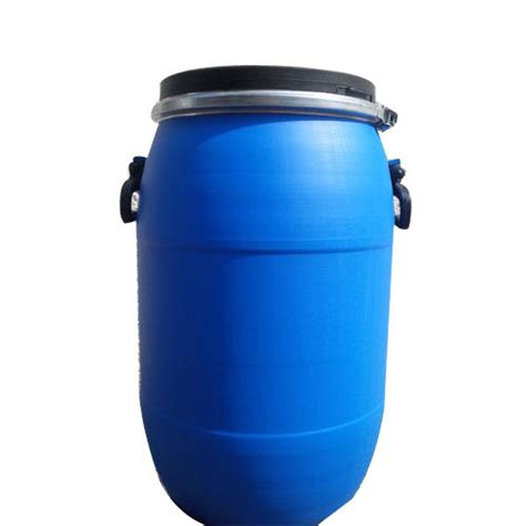 blue pe plastic water barrels  edible storage rs
