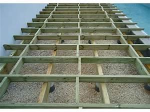 Lambourde Pour Terrasse Bois : lambourdes pin cl iv tekabois ~ Premium-room.com Idées de Décoration