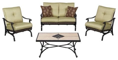 pembrey 4 patio conversation set eclectic