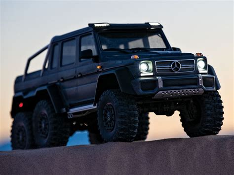 Great savings & free delivery / collection on many items. TRAXXAS TRX-6 6X6 MERCEDES G63 BLACK C-TRX88096-4-BLK