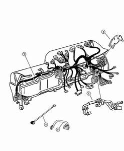 2010 Dodge Ram 1500 Wiring Kit  Trailer Tow  Electric
