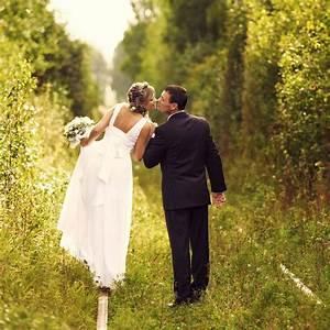 best wedding dresses for an outdoor or garden wedding With the best wedding videos