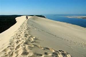 Dune Du Pilat In Francia La Duna Pi Alta DEuropa Si