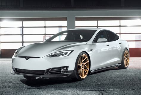 Look What Novitec Did To The Tesla Model S