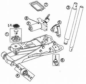 Craftsman Floor Jack Parts