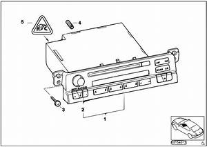 Original Parts For E46 330xd M57 Touring    Audio