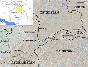 The gallery for --> Pamir Mountains Map