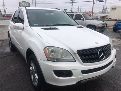 Compare vehicle values in usa. 2006 Used Mercedes-Benz M-Class ML350 4MATIC 4dr 3.5L at Best Choice Motors Serving Tulsa, OK ...