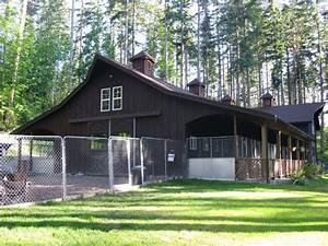 65 best images about boarding kennels on pinterest metal With dog barn kennels