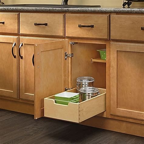 base cabinet pull out buy rev a shelf medium 14 inch base cabinet pull out
