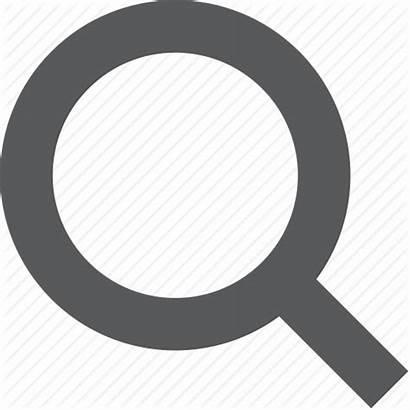 Icon Web Bar Navigation Magnifying Glass Website