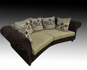 Big Sessel Kolonialstil : big sofa afrika 270 cm 320 cm sofa xxl kolonialstil ~ Watch28wear.com Haus und Dekorationen