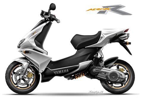 New Yamaha Aerox