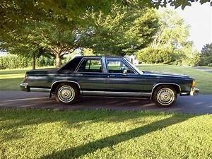 1987 Ford Ltd Crown Victoria Manual Transmission Hub