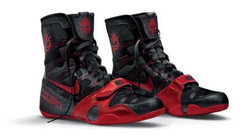 Manny Pacquiao Nike Boxing Boots