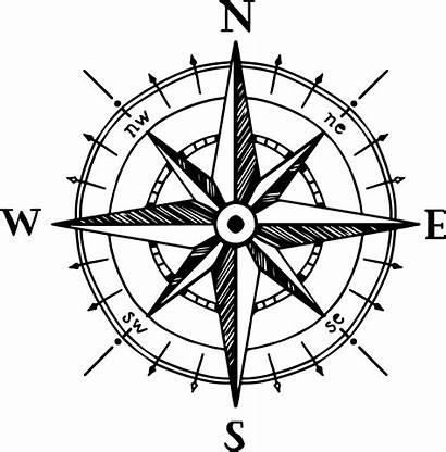 Compass Clipart Rose Explorer Transparent Drawing Webstockreview