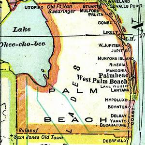 Cities in Palm Beach County, Florida