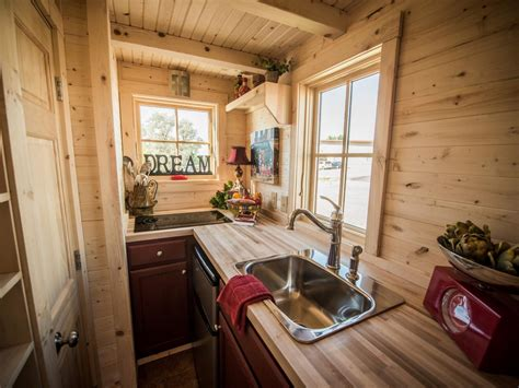smart storage ideas  tiny house dwellers hgtv