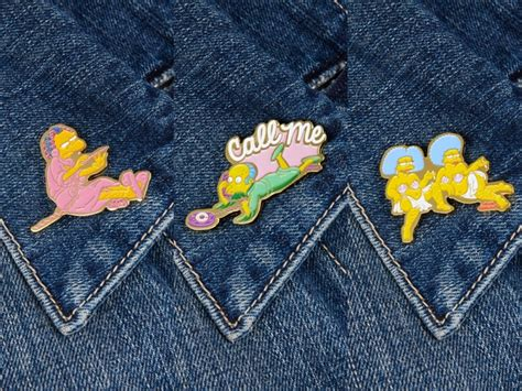 dip x simpsons the collection