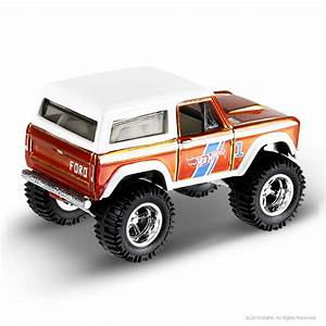 Toys & Hobbies Contemporary Manufacture HOT WHEELS 2019 KMART MAIL IN No.1 FORD BRONCO ORANGE ...