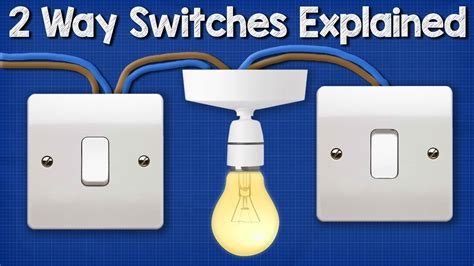 Two Way Switching Explained How Wire Light