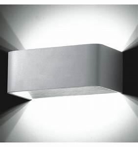 Applique Murale Sans Fil : lampe murale cuisine amzdeal applique murale 2 led 6w ~ Edinachiropracticcenter.com Idées de Décoration