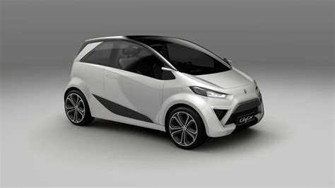 lotus city car concept small  practical