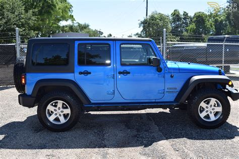 suv jeep 2016 2016 jeep wrangler suv for sale 1471 dyler
