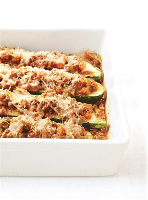 ricardo cuisine francais zucchini bolognese ricardo