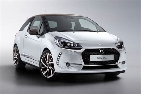 Ds3 Citroen by New Not A Citroen Ds3 And Ds3 Cabrio Revealed For 2016 By