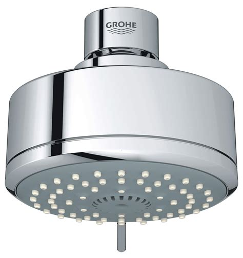 Grohe Shower Heads by Grohe New Tempesta Cosmopolitan 100 Four Spray Shower